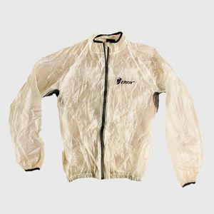 Thor Transparent Rain Jacket